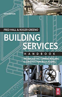 Building Services Handbook: Incorporating C... by Greeno BA(Hons.)  FC Paperback