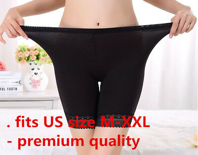 Wholesale Plus Size Women's Short Leggings Safety Shorts Intimates Underwear