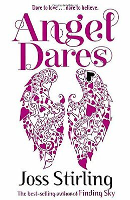 Angel Dares (FINDING SKY) by Stirling, Joss Book The Cheap Fast Free Post