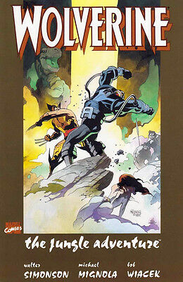 Wolverine: The Jungle Adventure | NM | Marvel Comics | HOBC