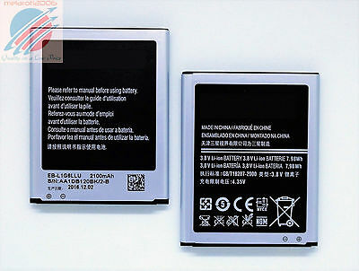 Replacement 3.8V 2100mAh Li-ion Battery For Samsung Galaxy S3 / S III GT - i9300