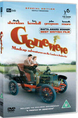Genevieve (Special Edition) DVD (2001) John Gregson ***NEW***