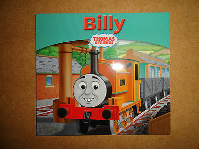 Thomas The Tank Engine & Friends - Book 54 : Billy - Birthday Gift