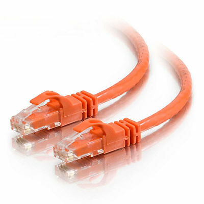 Cables to Go 2m Cat6 550 MHz Snagless Patch Cable - Orange