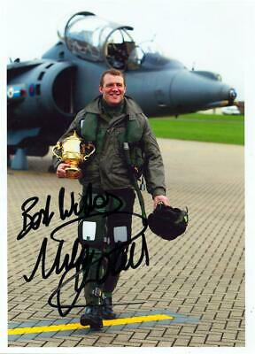 """Mike Tindall - Colour 10""""x 8"""" Signed Photo - UACC RD223"""