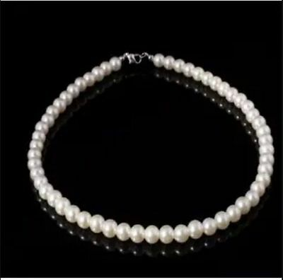Limit discounts! Bridal Jewelry Pearls Necklace Accessory Gift!