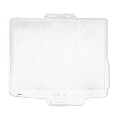 LCD Monitor Screen Protector Cover For Nikon D90 Y6F7