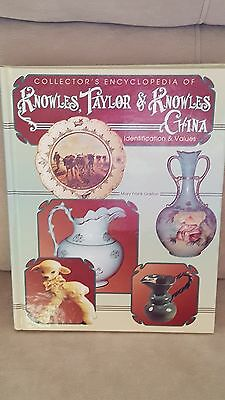 Collectors Encyclopedia: Knowles, Taylor, & Knowles China Identification, Values