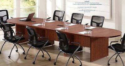 FT CONFERENCE TABLE With Power And Data Ports PicClick - Conference table with data ports and power