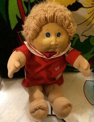 Cabbage Patch Kids Doll Beautiful Kids/Children's/Collectors Doll  1978 1982