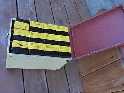 Kodak Cavalcade Slide #1 Magazine Baja Carry Case 480  BARNETT JAFFE No1 camera
