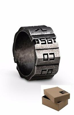 SMALL SIZE - Assassins Creed Shard Of Eden Ring with ORIGINAL BOX - Origins
