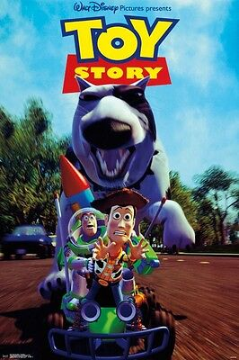 TOY STORY - MOVIE POSTER 24x36 - DISNEY PIXAR 15716