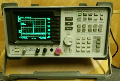 HP 8590A Spectrum Analyzer 10kHz - 1.5 GHz