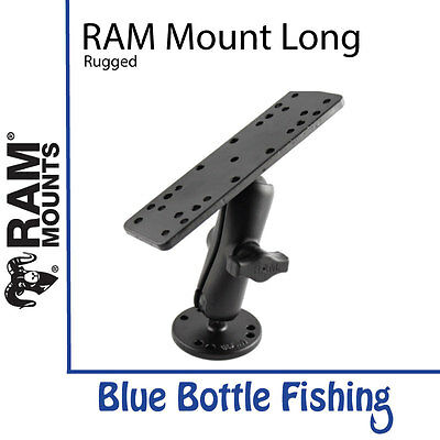RAM Mounts Long Rugged For Lowrance HDS 7,9 ELite 9Ti and Hook 9