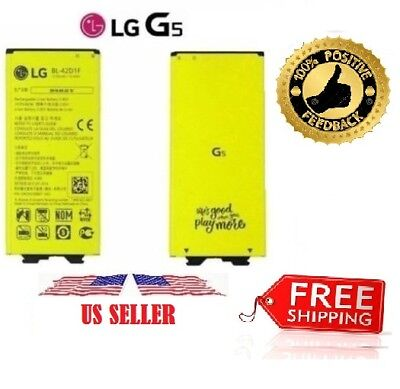OEM LG G5 Replacement Battery H820 H860 H868 H960 BL-42D1F 2800mAh
