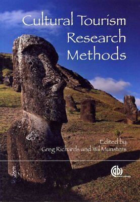 Cultural Tourism Research Method by W. Munsters 9781780642291 (Paperback, 2012)