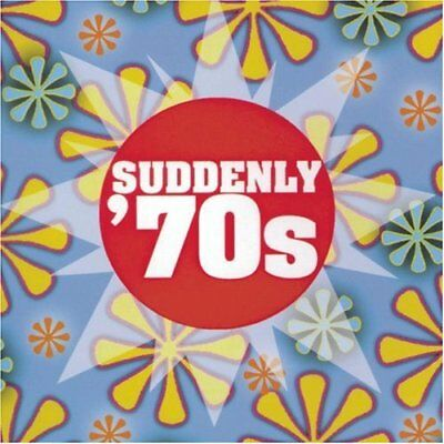 Various - Suddenly 70's - Various CD 6QVG The Cheap Fast Free Post The Cheap