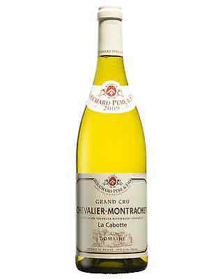 Bouchard Pere and Fils Chevalier Montrachet La Cabotte Grand Cru 2009 bottle