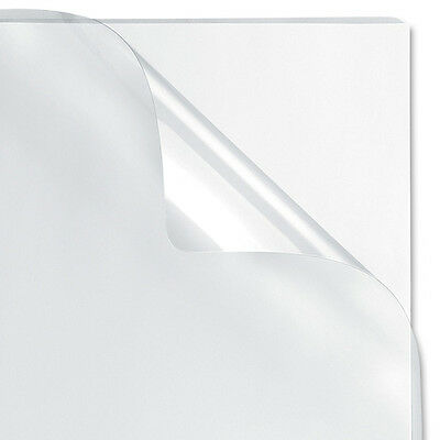 """100 pcs 10mil Clear Document Covers 8-3/4"""" x 11-1/4"""" Round Corner Letter"""