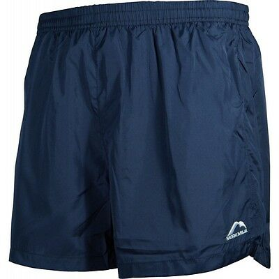 More Mile Mens 5 Inch Baggy Running Fitness Gym Football Shorts Navy