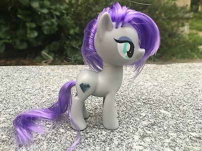 "My Little Pony MLP 3"" Maud Rock Pie Rare Spielzeug Figur Neu Loose"