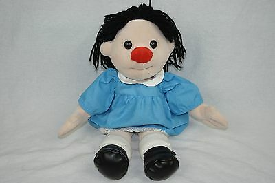 """The Big Comfy Couch 17"""" Molly Plush Doll"""