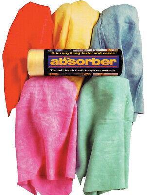 "Emgee THE ABSORBER 27"" X 17"" ASST. COLORS 51149"