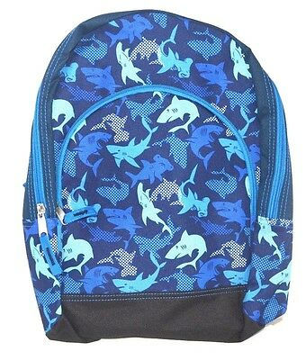 Fab Starpoint Blue Shark Smal Camo Backpack - FREE SHIPPING - BRAND NEW