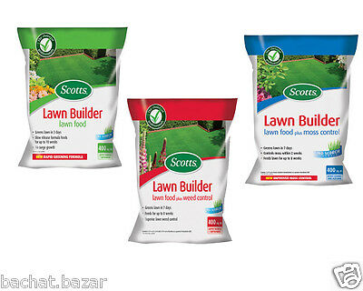Scotts Lawn Builder Lawn Food with Weed Control / Moss Control