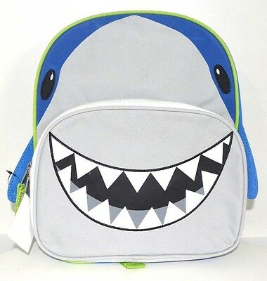 Animal Friends Shark Critter Toddler Backpack - FREE SHIPPING - BRAND NEW