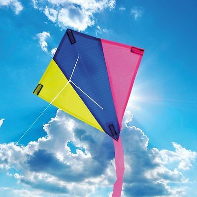 Children's Kite Mini Flyers Diamond Single Line First Micro Kite By Brookite New