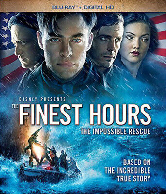 The Finest Hours [New Blu-ray] Ac-3/Dolby Digital, Digitally Mastered In Hd, D