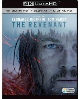 Revenant 4K Ultra HD Blu-ray