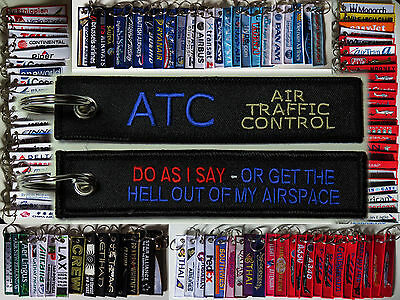 Keyring ATC Air Traffic Control Do as I say - or get the hell out of my airspace