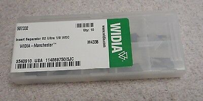 Widia     Carbide  Inserts    507332     Grade   M433B     Sealed Pack  Of 10