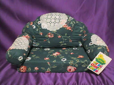 Big Comfy Couch Stuffed Plush Doll Size Sofa 1995 commonwealth toy