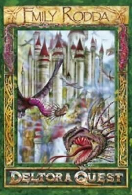 NEW Deltora Quest 1 By Emily Rodda Hardcover Free Shipping