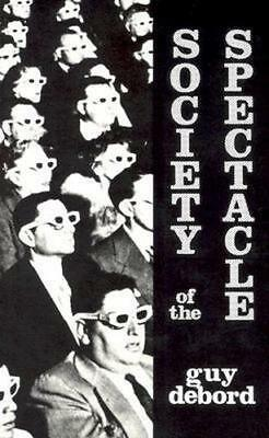 NEW Society of the Spectacle By Guy Debord Paperback Free Shipping