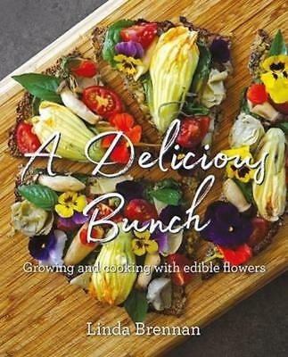 NEW A Delicious Bunch By Linda Brennan Paperback Free Shipping