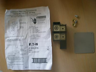 New  Eaton Chl225N 225A 2Pole Main Lug Kit