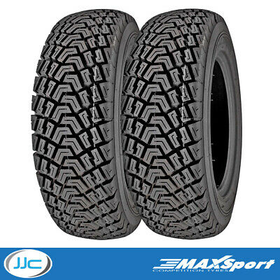 2 x 175//65//R14 Maxsport RB3 Tyres Hard Rally//Rallying//Forest 1756514