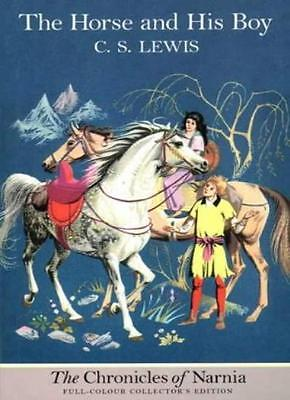 The Horse and His Boy (The Chronicles of Narnia, Book 3) By C. S. Lewis, Paulin