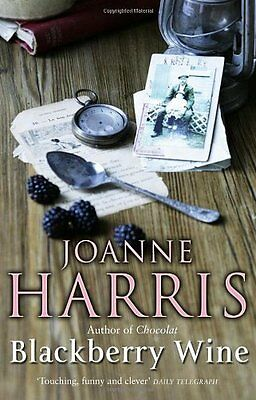 Blackberry Wine By  Joanne Harris. 9780552998000
