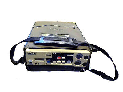 Sony VO-6800 3/4 inch portable video deck