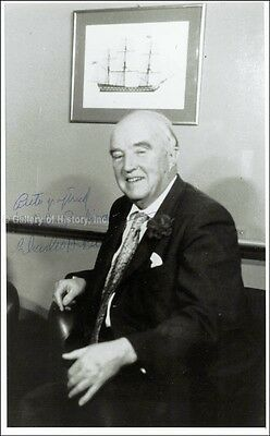Charles H. Best - Photograph Signed