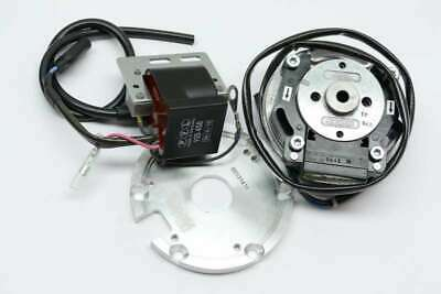 PVL complete analog System for Suzuki LT 500 R incl. Adapterplate