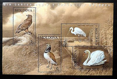 MOLDOVA 2003 Bird M/Sheet MS481 U/M NB2075