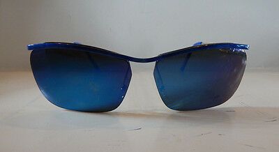 Vintage Girard 3070 Blue Mirror Ladies Sunglasses Frame Lot New/Old Stock