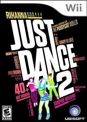 Ubisoft Just Dance 2, Wii